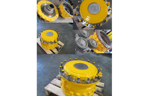 Service Exchange Axle and Differentials