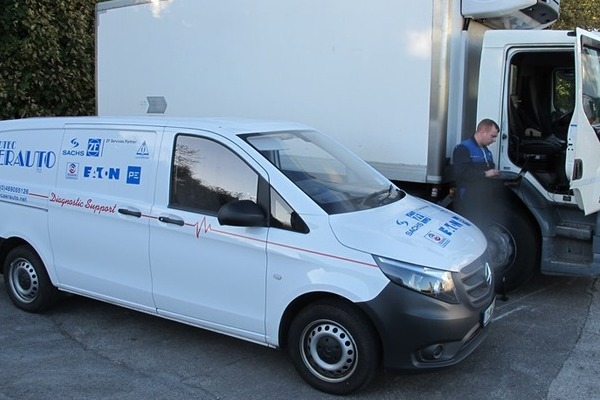 Commercial Vehicle Mobile Diagnostics